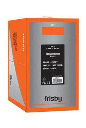 FRISBY Fr-cat601 Utp Cat6 305 M Network Kablosu