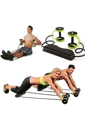Pratik Multiflex Pro Karın Kası Göbek Eritme Fitness Egzersiz Spor Aletinewline12007