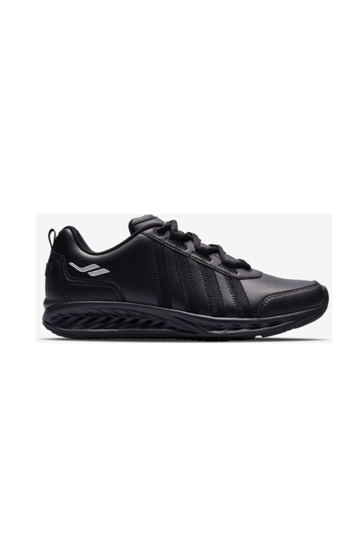 Lescon Kadın Siyah Flex Cliff Siyah Spor Ayakkabı 1