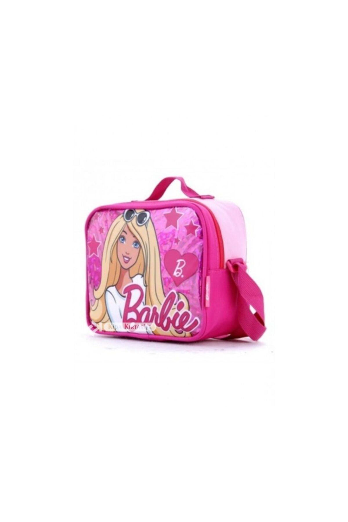 Hakan Çanta Barbie Beslenme Çantası 1