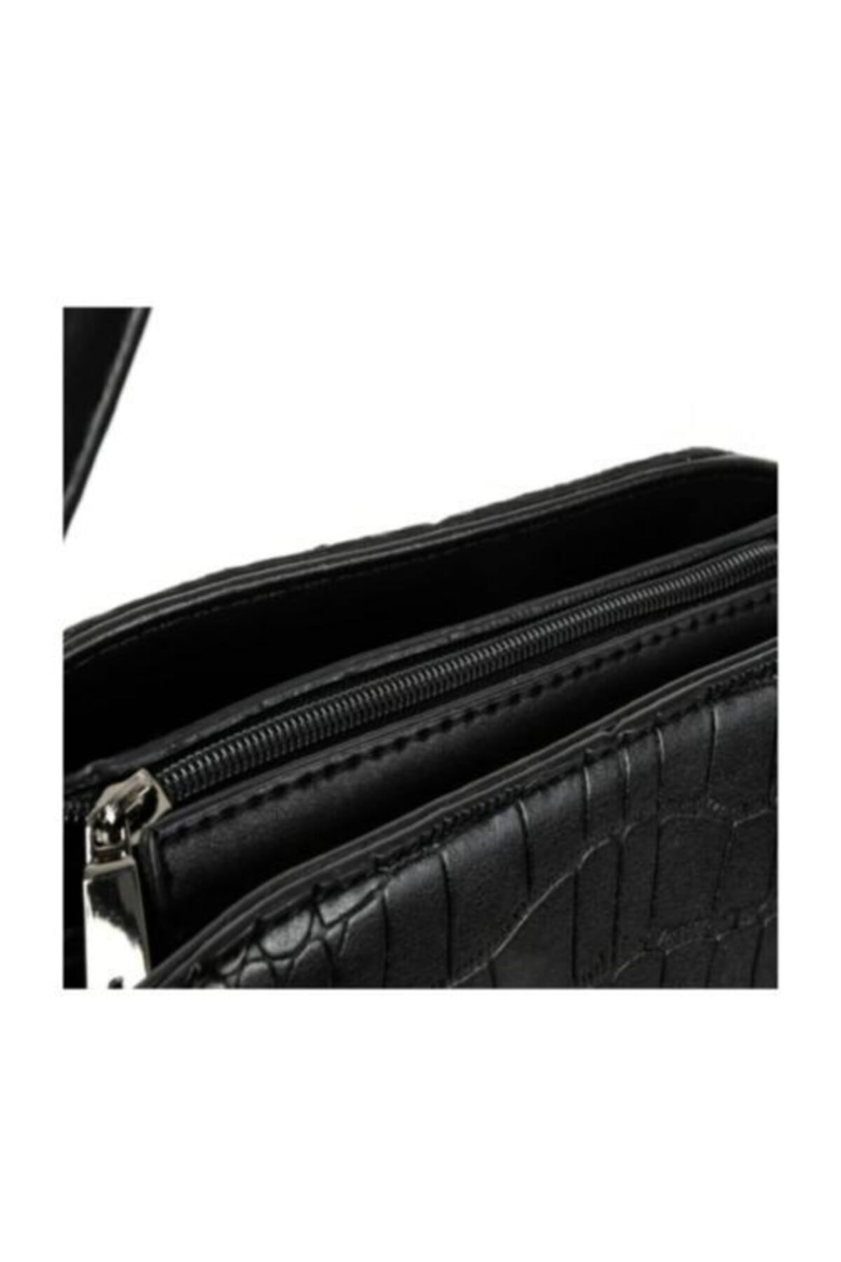 Kurtuluş Çanta Kadın Çapraz Çanta Siyah 2