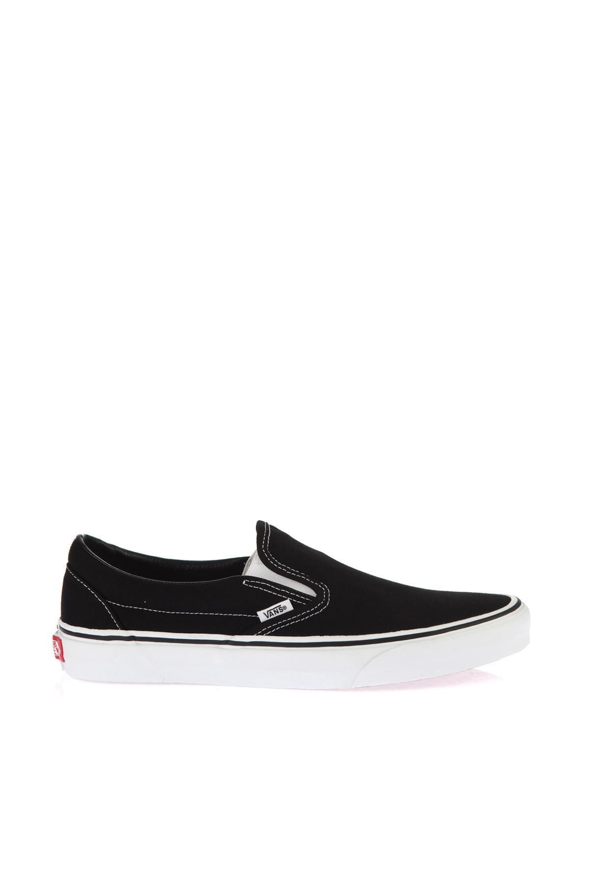Vans CLASSIC SLIP-ON Siyah Erkek Sneaker 100288346 1