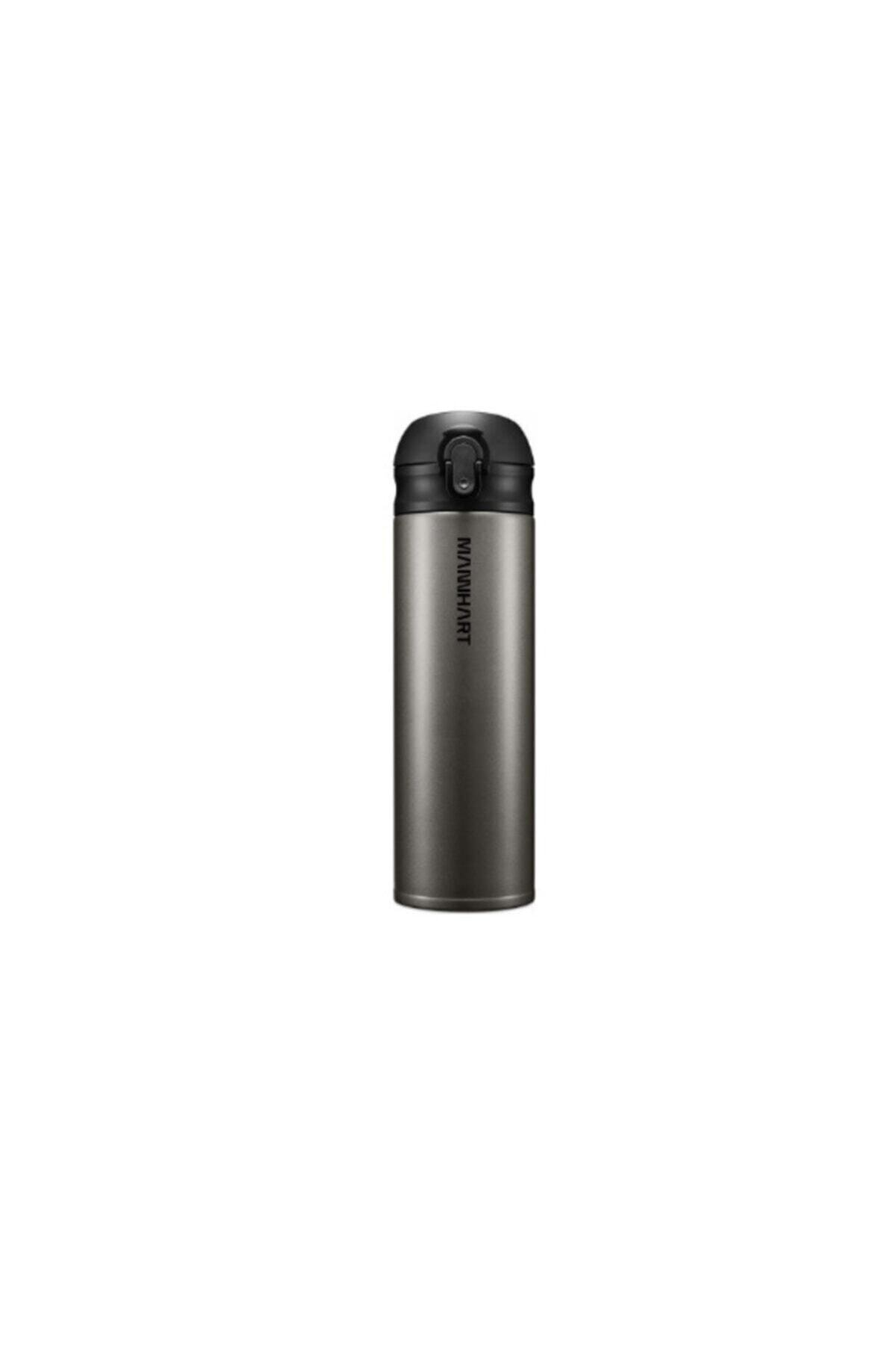Spigen Mannhart By B203 Hafif Ve Ince Sızdırmaz Çift Kilit Mekanizmalı Katmanlı Travel Mug Termos 500 ml 1