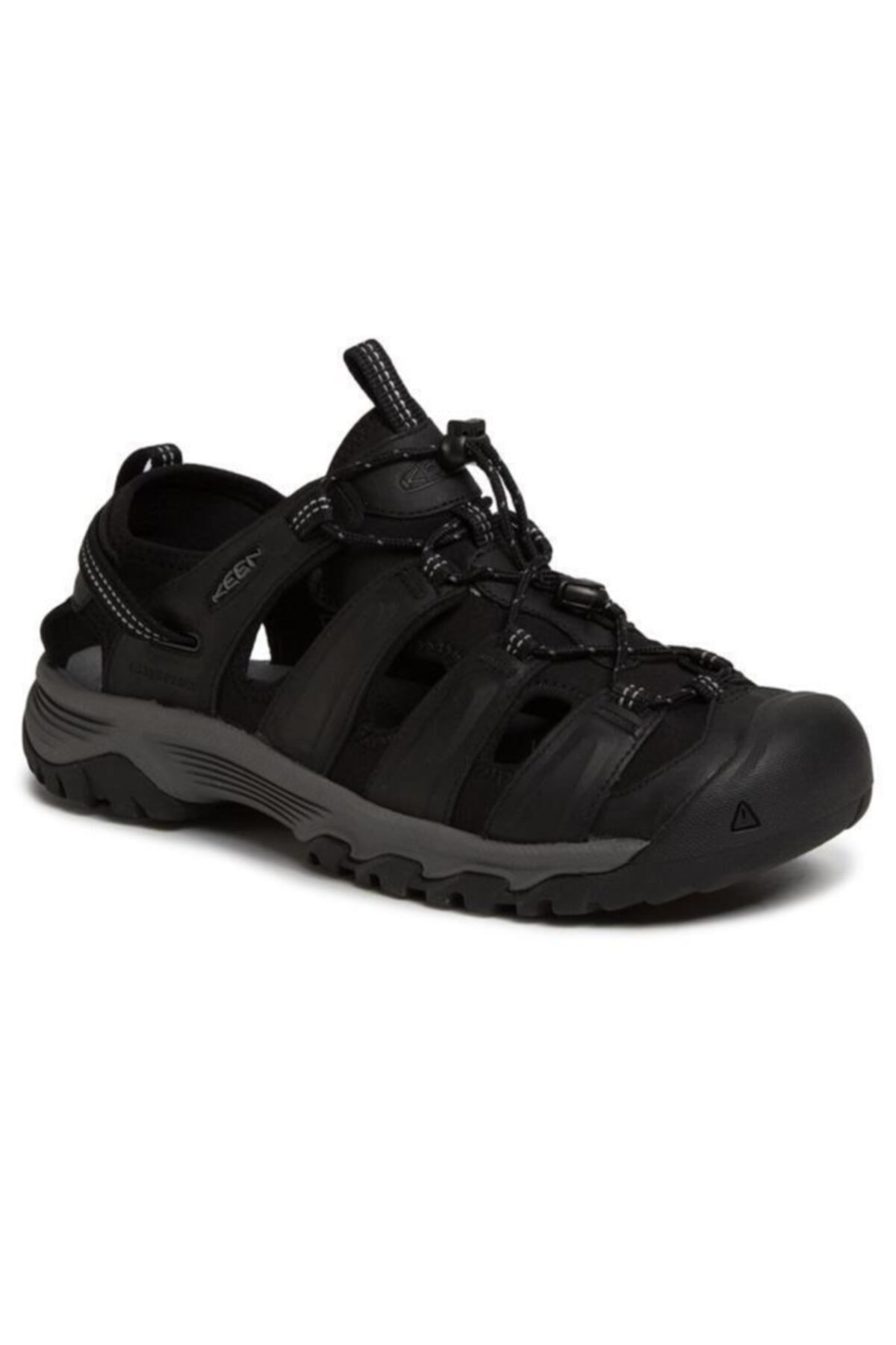 Keen Targhee Iıı Erkek Sandalet Siyah 1