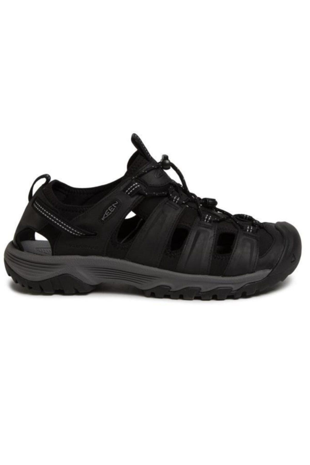 Keen Targhee Iıı Erkek Sandalet Siyah 2