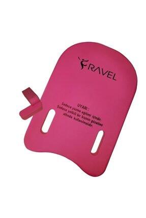 Ravel Pembe Yüzme Tahtası ( Yüzücü Eğitim Tahtası ) - Kickboard