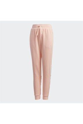 adidas Kız Çocuk Pembe Bıg Trf Pants