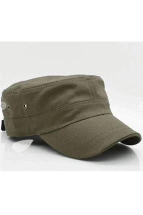 SYT Haki Yeşil Castro Şapka Kep Avcı Model