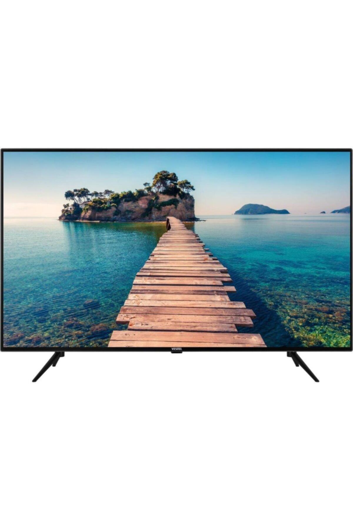 """Vestel 55UD9281 55"""" 139 Ekran Uydu Alıcılı 4k Ultra HD Smart LED TV 1"""