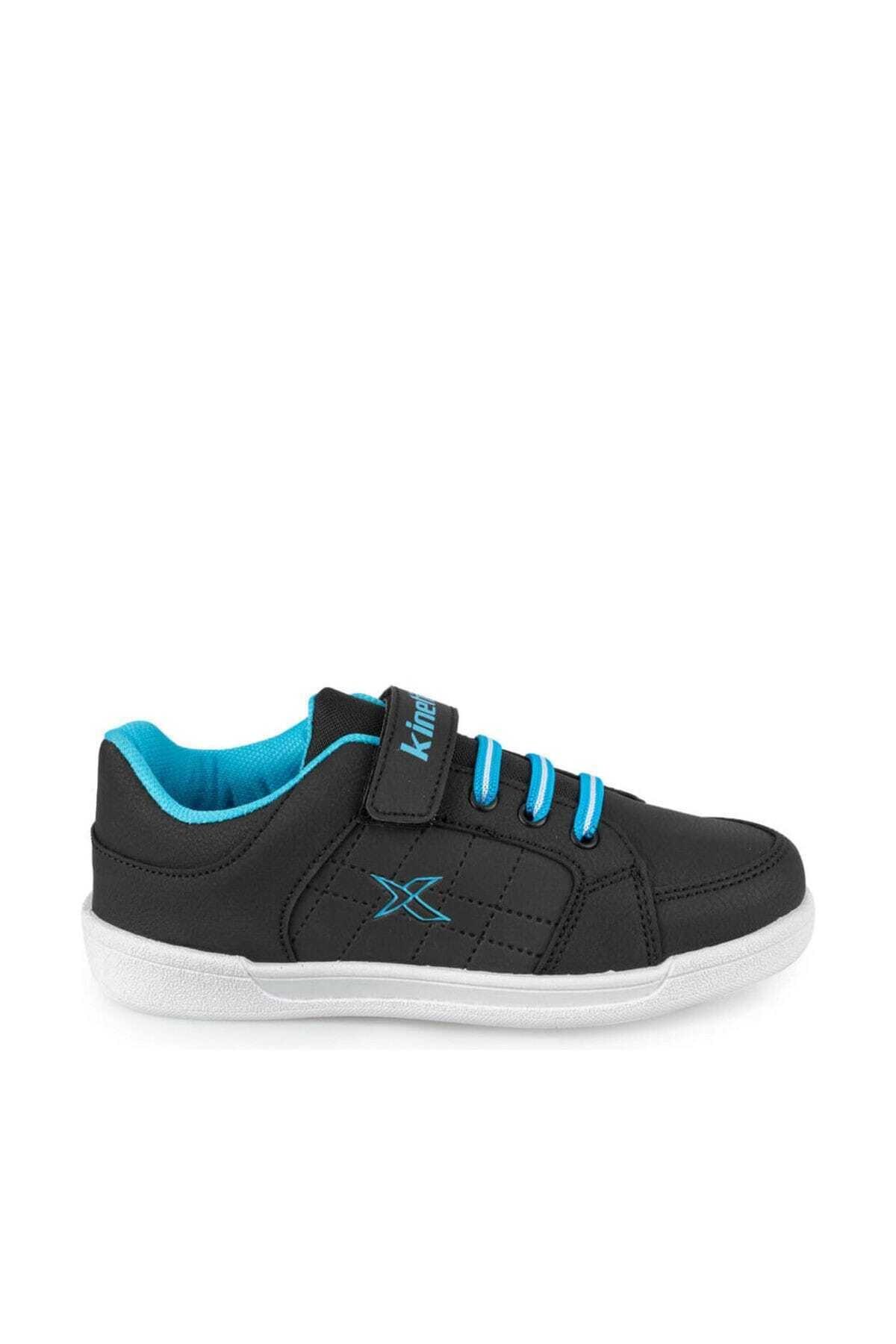 Kinetix Lenko Pu 9pr Siyah Erkek Çocuk Ayakkabı 2