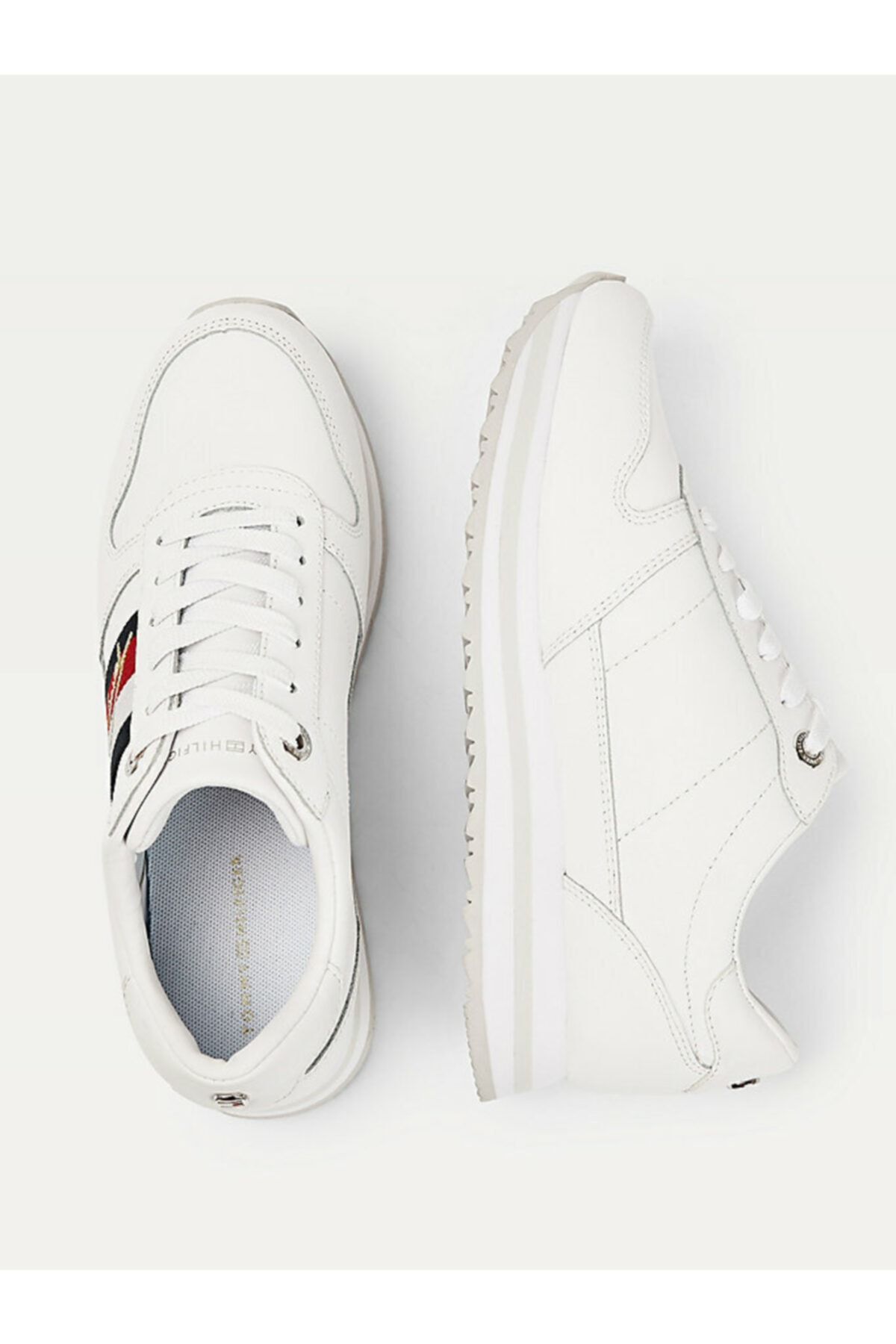 Tommy Hilfiger Th Sıgnature Runner Sneaker 2