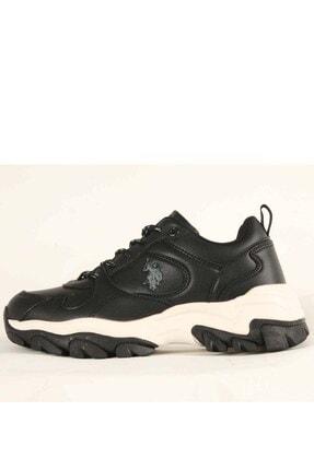 U.S POLO TRACKY Siyah Kadın Fashion Sneaker 100551450