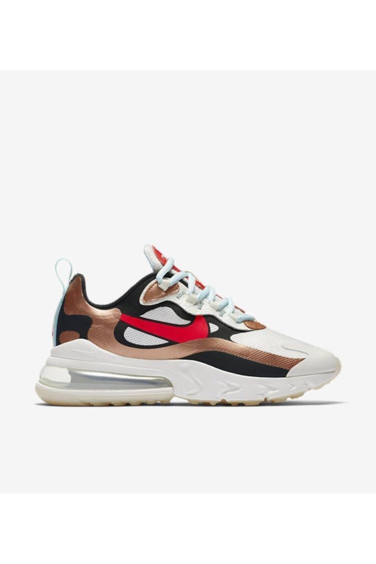 Nike Air Max 270 React Sneaker Kadın Ayakkabı Ct3428-100 1
