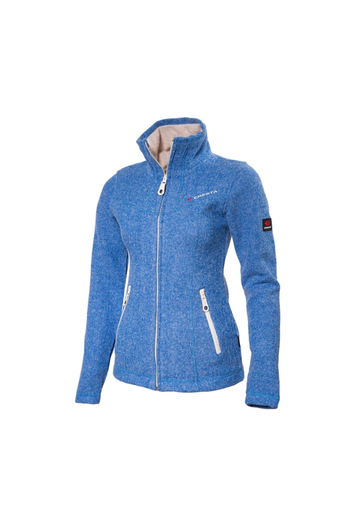 Cresta Outdoor Kadın Fermuarlı Ceket 1