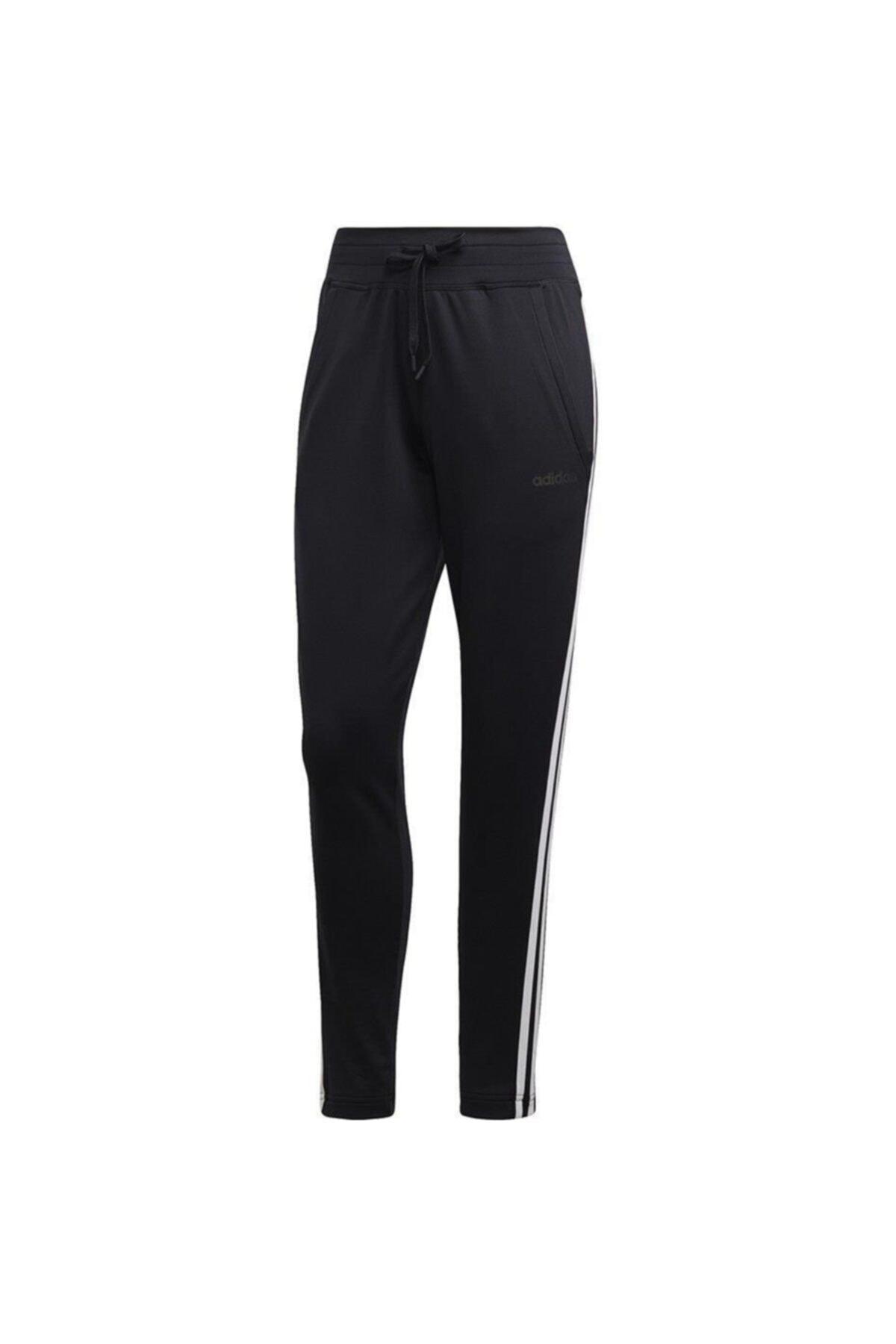 adidas D2M 3S PANT Siyah Kadın Eşofman 101068978 1