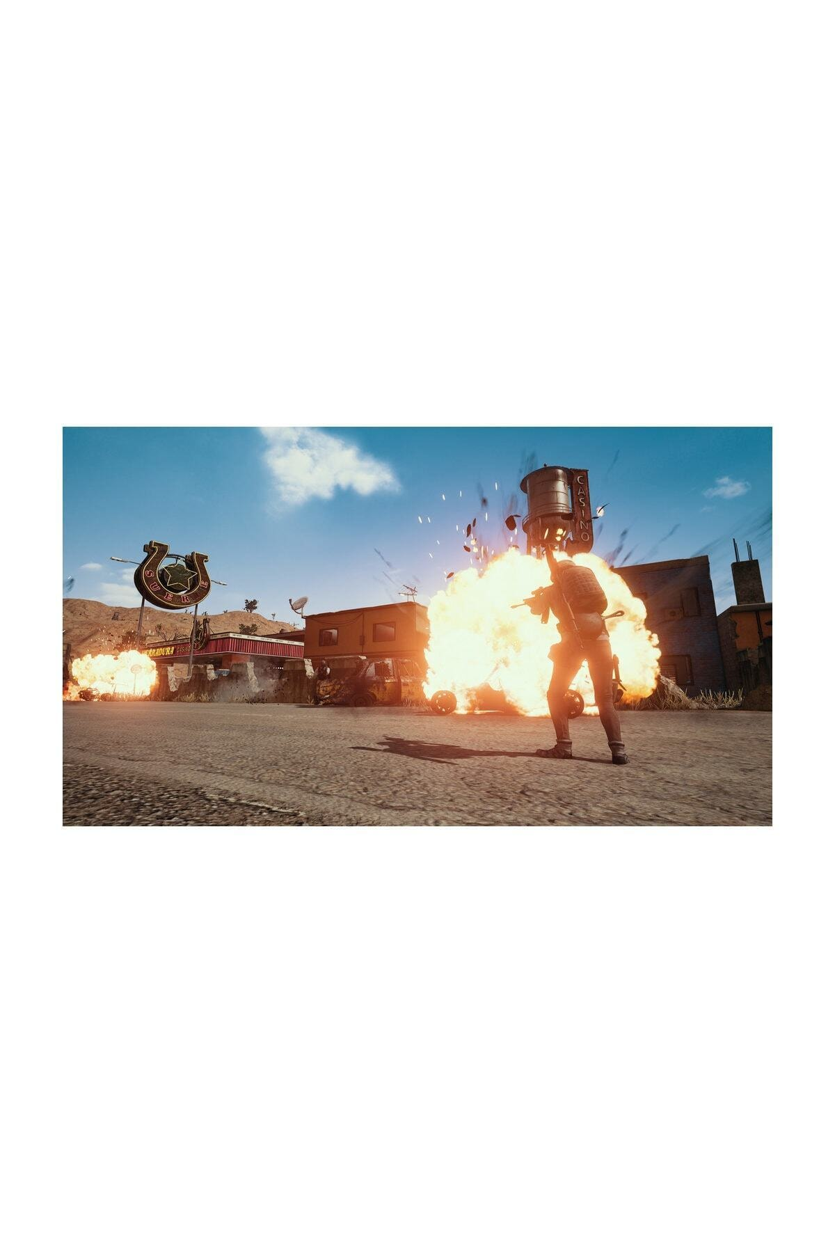 Sony Playerunknown's Battlegrounds (Pubg) Ps4 Oyun - Türkçe 2