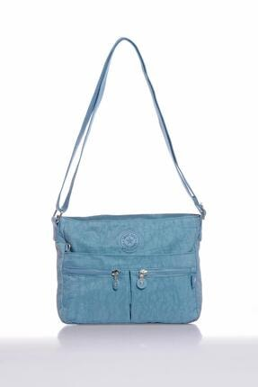 SMART BAGS Smb3055-0050 Buz Mavisi Kadın Çapraz Çanta