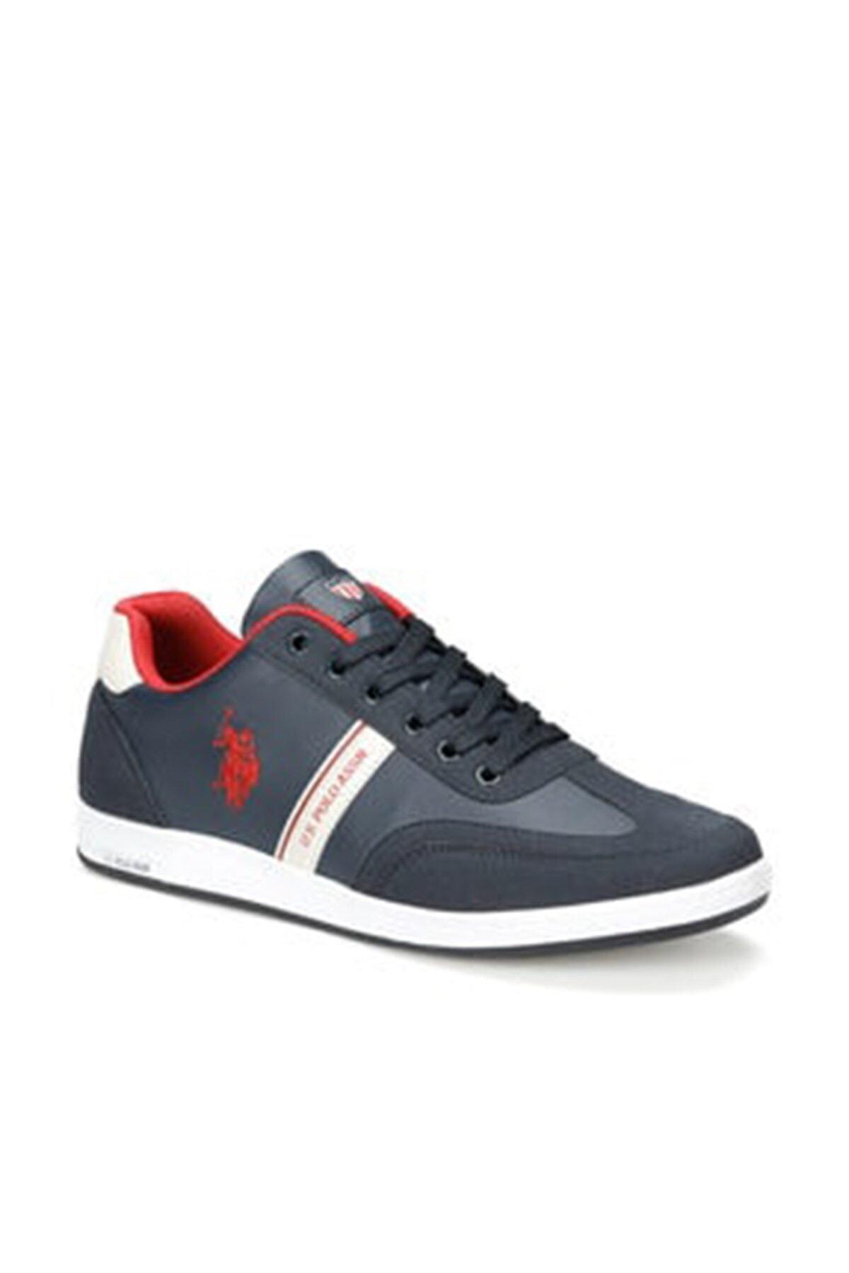 U.S. Polo Assn. KARES WT 9PR Lacivert Erkek Sneaker Ayakkabı 100417977 1