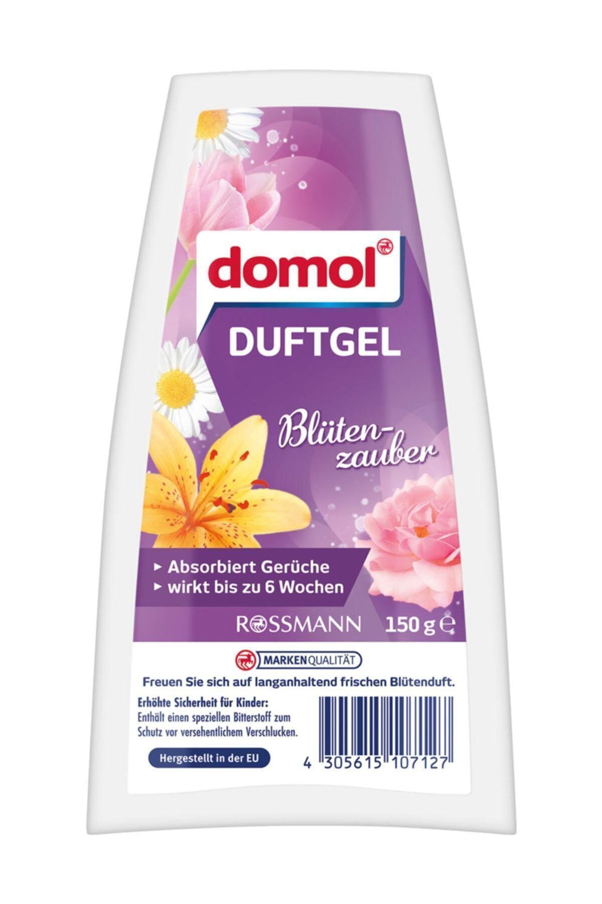 DOMOL Jel Oda Kokusu Çiçek Kokuları 150 gr 1