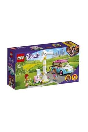 LEGO ® Friends Olivia'nın Elektrikli Arabası /183 Parça /+6 Yaş