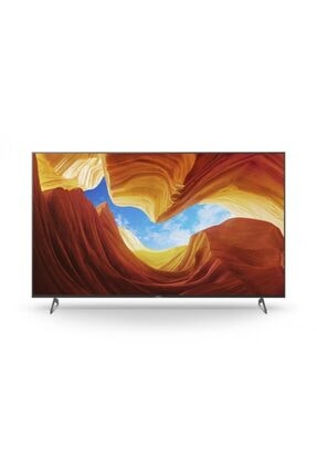 """Sony KD-75XH9096 75"""" 190 Ekran 4k HDR Android LED TV"""