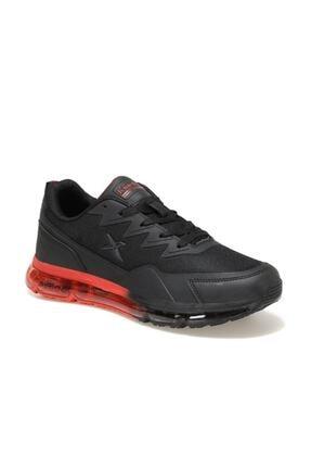 Kinetix Erkek Siyah Sabıon Koşu Ayakkabısı