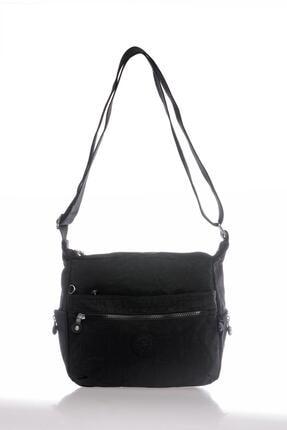 SMART BAGS Smb1056-0001 Siyah Kadın Çapraz Çanta