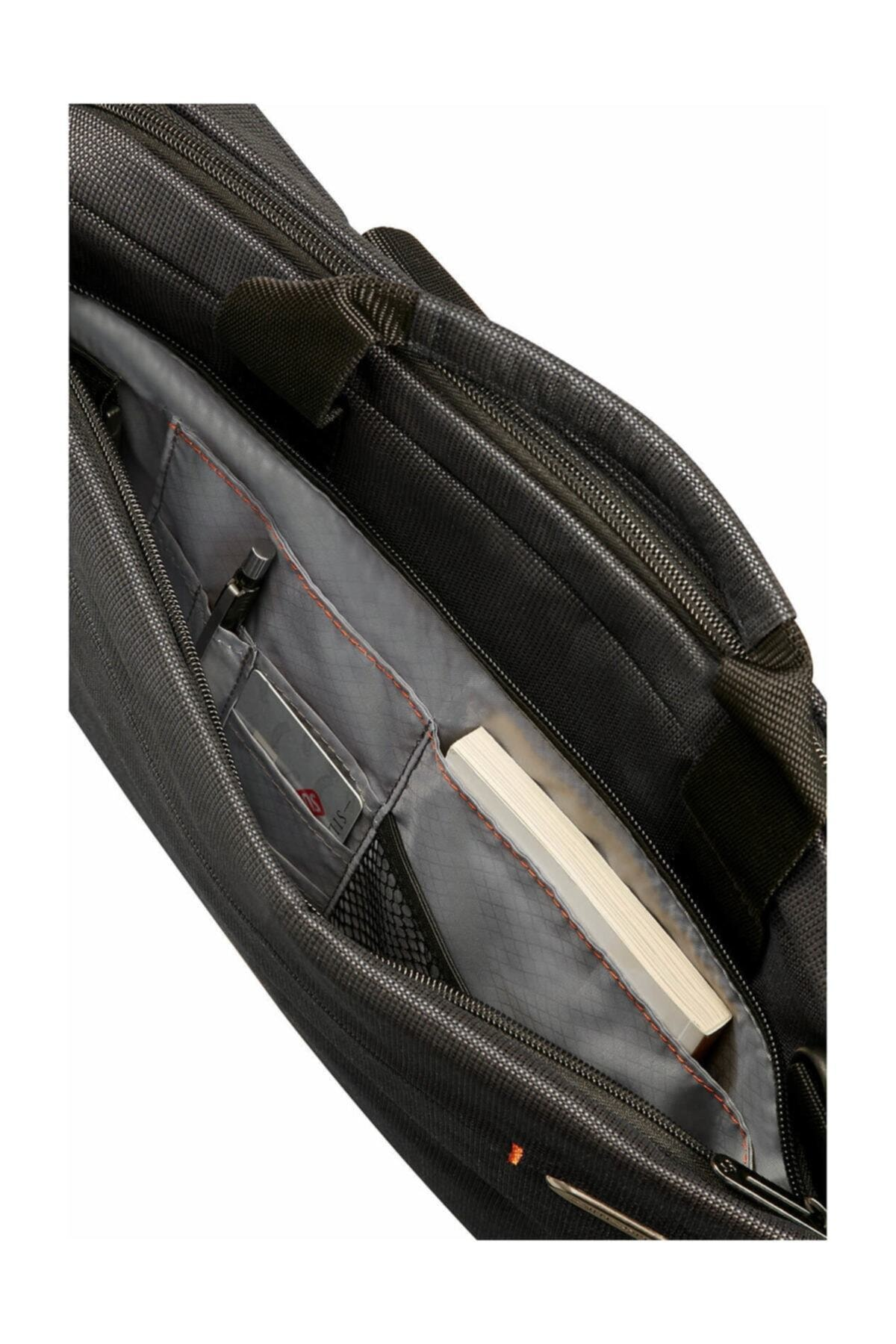 "Samsonite Samsonıte Cc8-19-001 14.1"" Network Notebook Laptop Çantası Siyah 2"