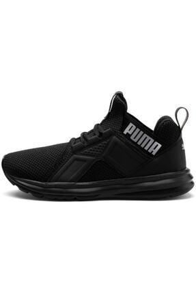 Puma Kadın Siyah Enzo Weave Jr Spor Ayakkabı