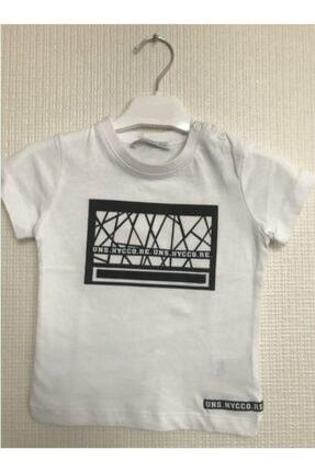 NK Erkek Çocuk Geometrik  T-Shirt