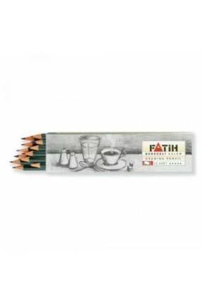 Fatih Dereceli Kurşun Kalem 3b 12 Li Fa15010kl3b (1 Paket 12 Adet)