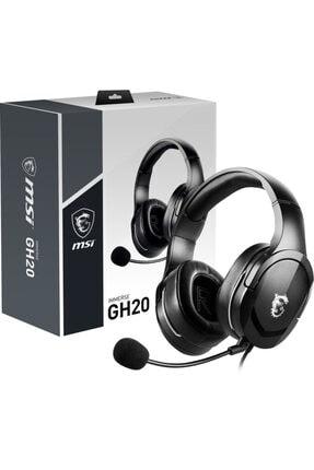 MSI Gg Immerse Gh20 Gamıng Headset 40mm Surucu Kablo