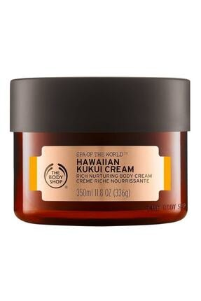 THE BODY SHOP Spa Of The World™ Hawaiian Kukui Vücut Kremi 350ml