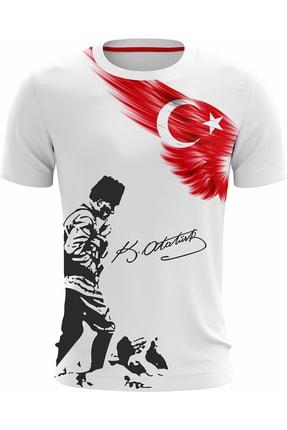 WINDSHIRE Mustafa Kemal Atatürk Baskılı Tshirt