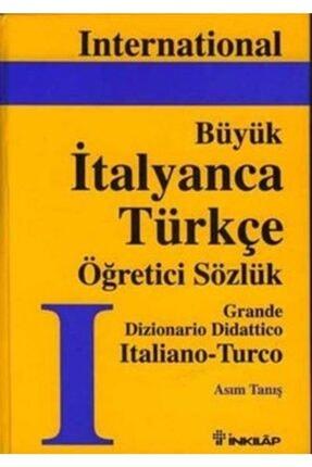 İnkılap Kitabevi Büyük Italyanca-türkçe Büyük Öğretici Sözlük Cilt: 1