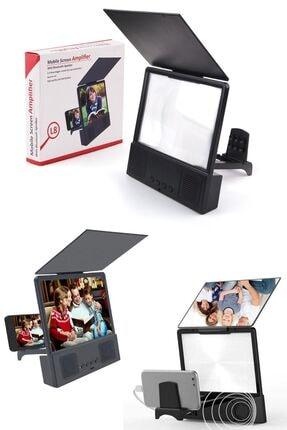 Vipsepet Tablet Telefon Ekran Büyütücü Bluetooth Hoparlör Ve Mikrofon Özellikli Büyüteç