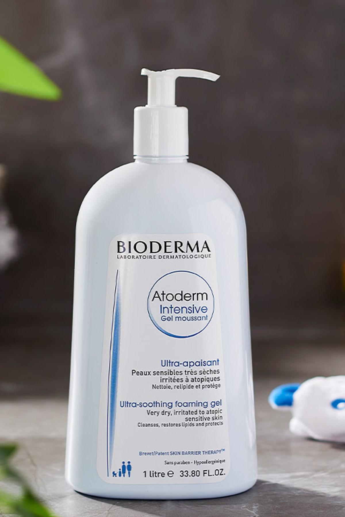 Bioderma Atoderm Intensive Foaming Gel 1 L 2
