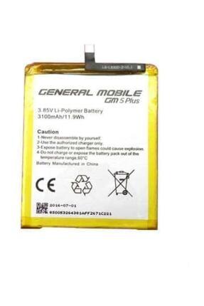 General Mobile Discovery Gm 5 Plus Batarya Pil