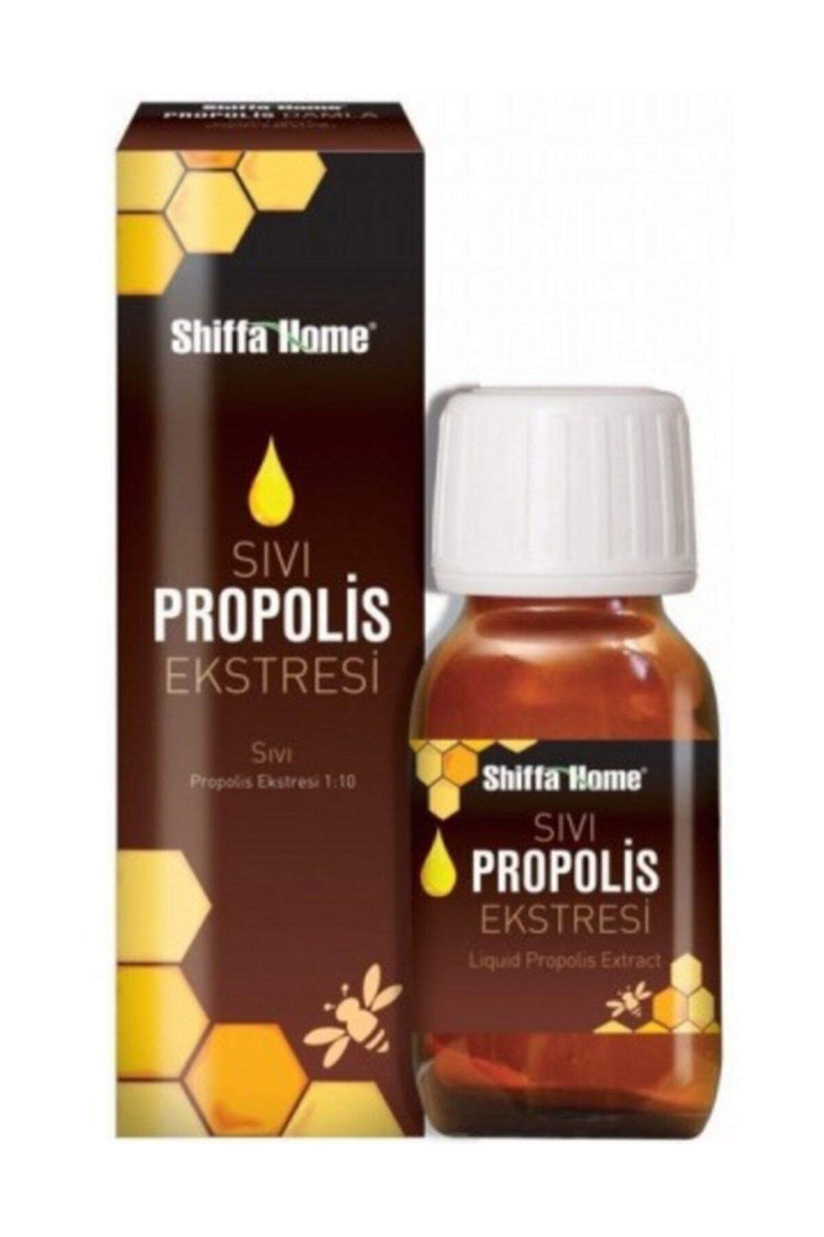 Aksu Vital Shiffa Home Organik Sıvı Propolis Ekstresi 50 Ml %100 Doğal 1