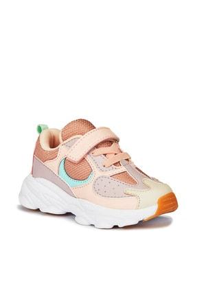 Vicco Niro Kız Çocuk Pudra Spor Ayakkabı