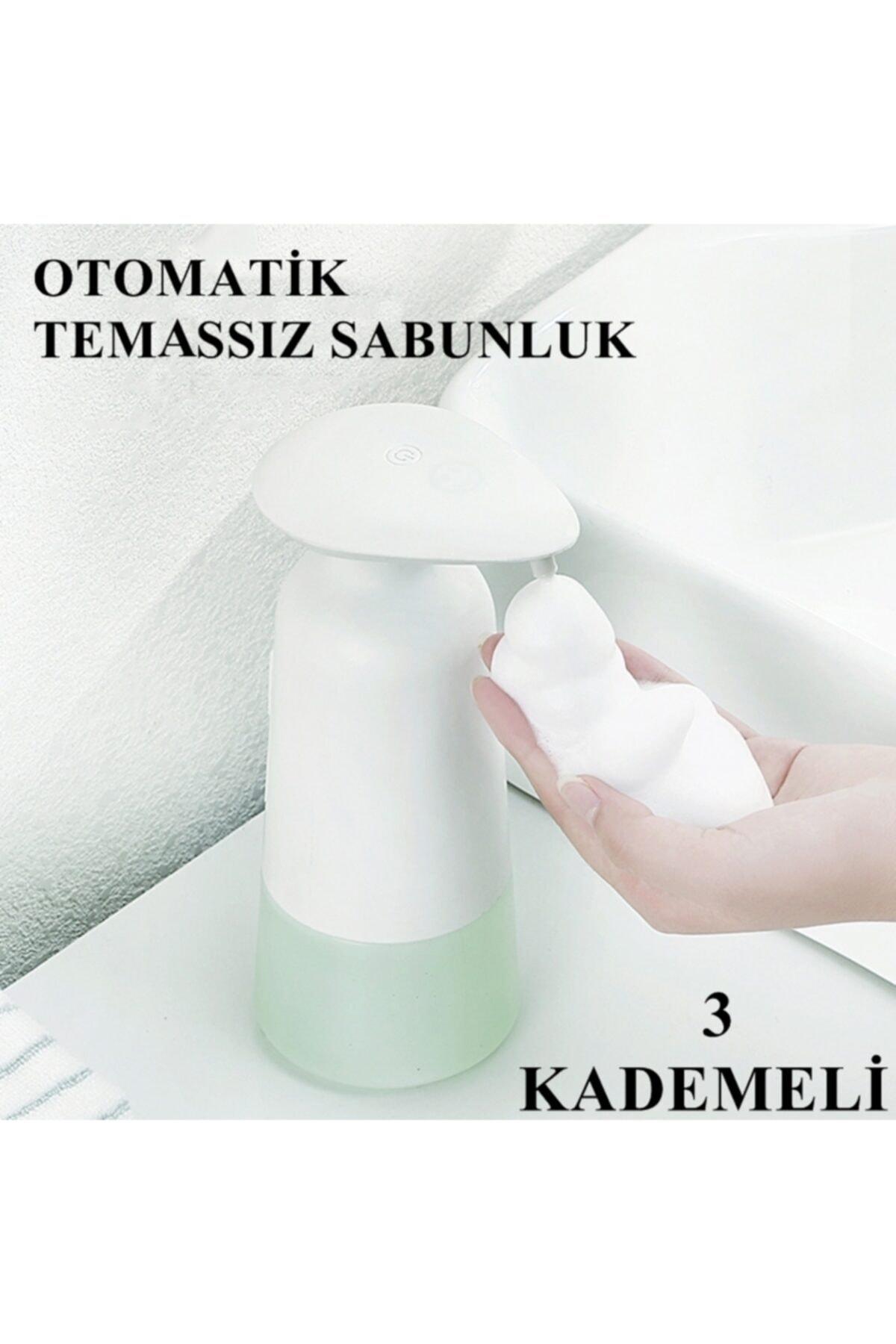 Sedef - Sensörlü Sıvı Sabunluk 1