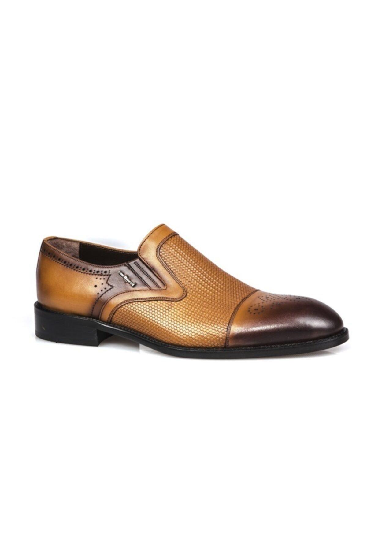 Cacharel C8925a Taba Erkek Günlük Ayakkabı 2