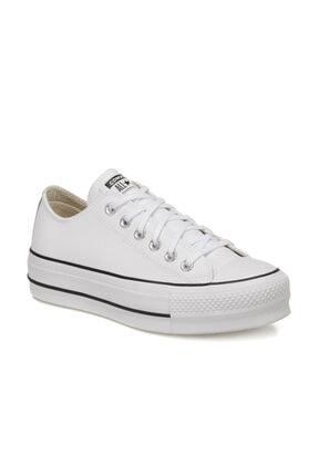converse Chuck Taylor All Star Lıf Beyaz Kadın Sneaker Ayakkabı