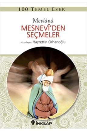 İnkılap Kitabevi 100 Temel Eser Mesneviden Seçmeler