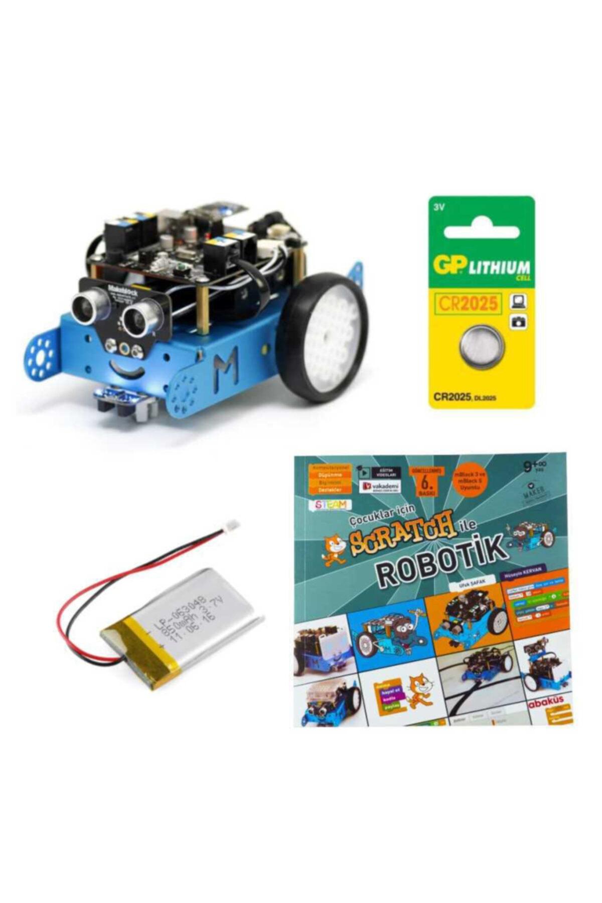 Robotistan Kitaplı Mbot Seti - Bluetooth 2