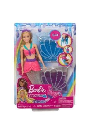 Barbie Dreamtopia Deniz Kızı Ve Oyun Jeli Seti