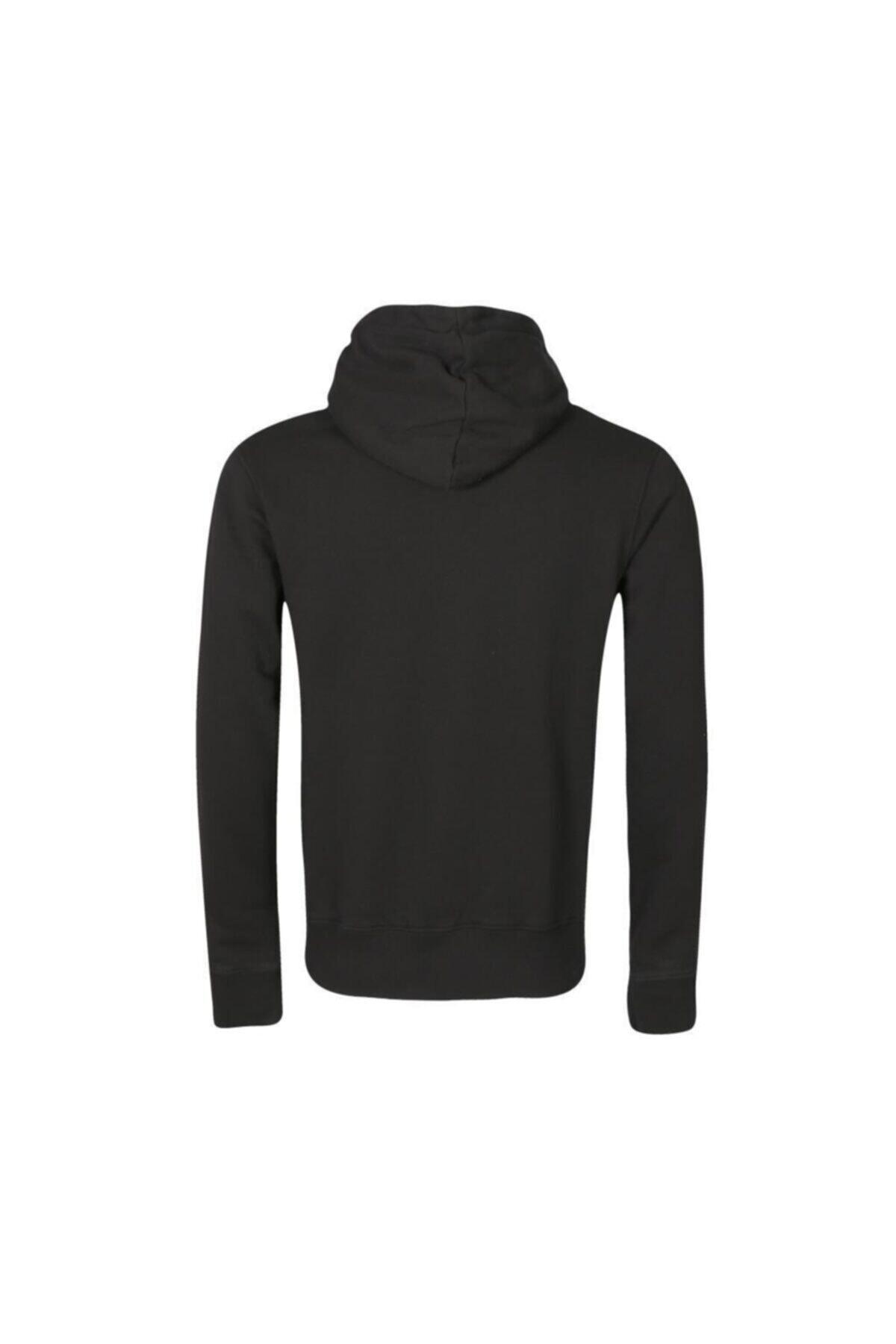 Superfly Sweatshirt Erkek Siyah Sweatshirt 21185-02 2