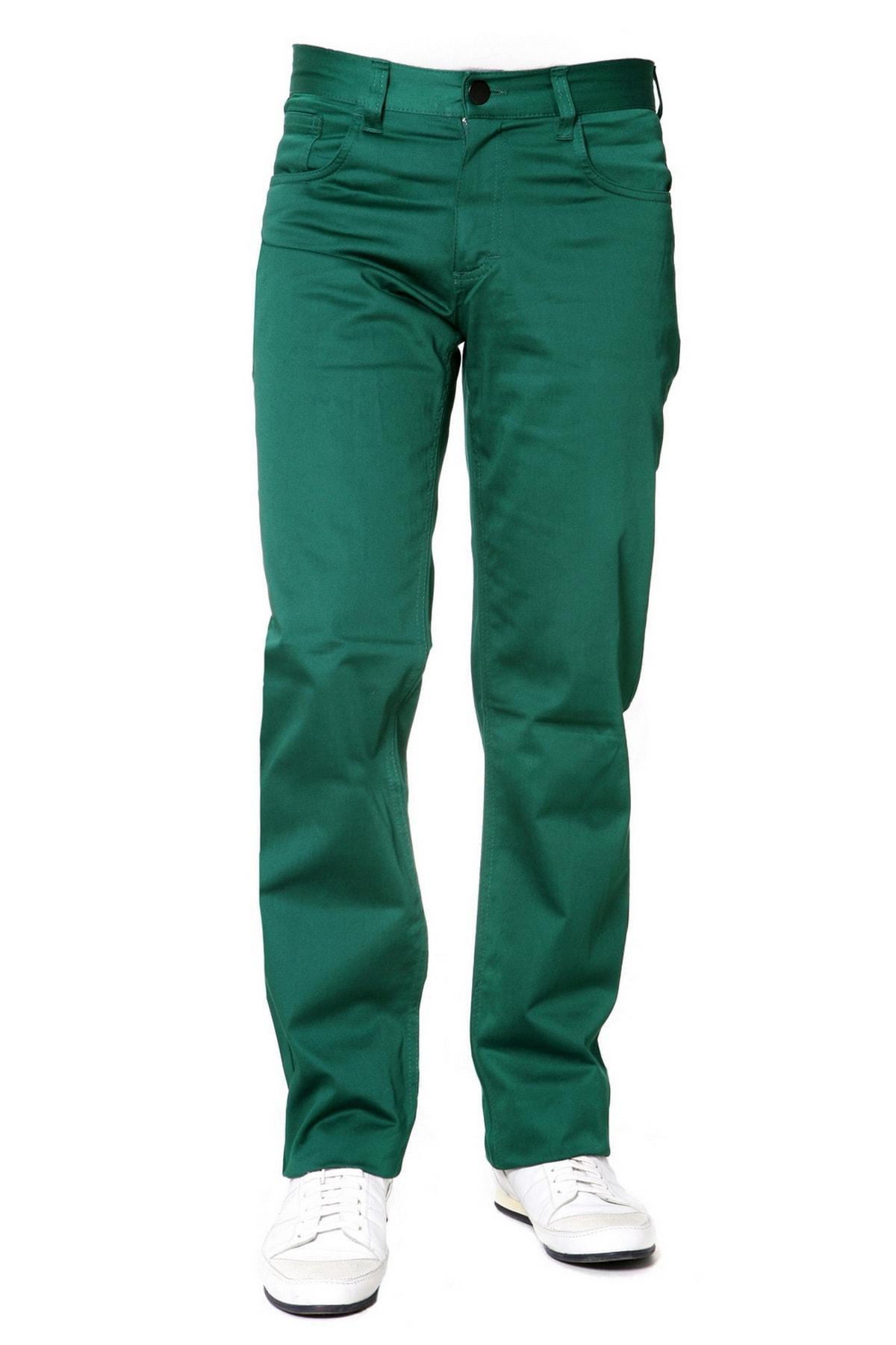 Efor Erkek Yeşil Spor Pantolon 1