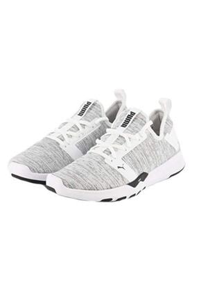 Puma Unisex Beyaz Ayakkabı