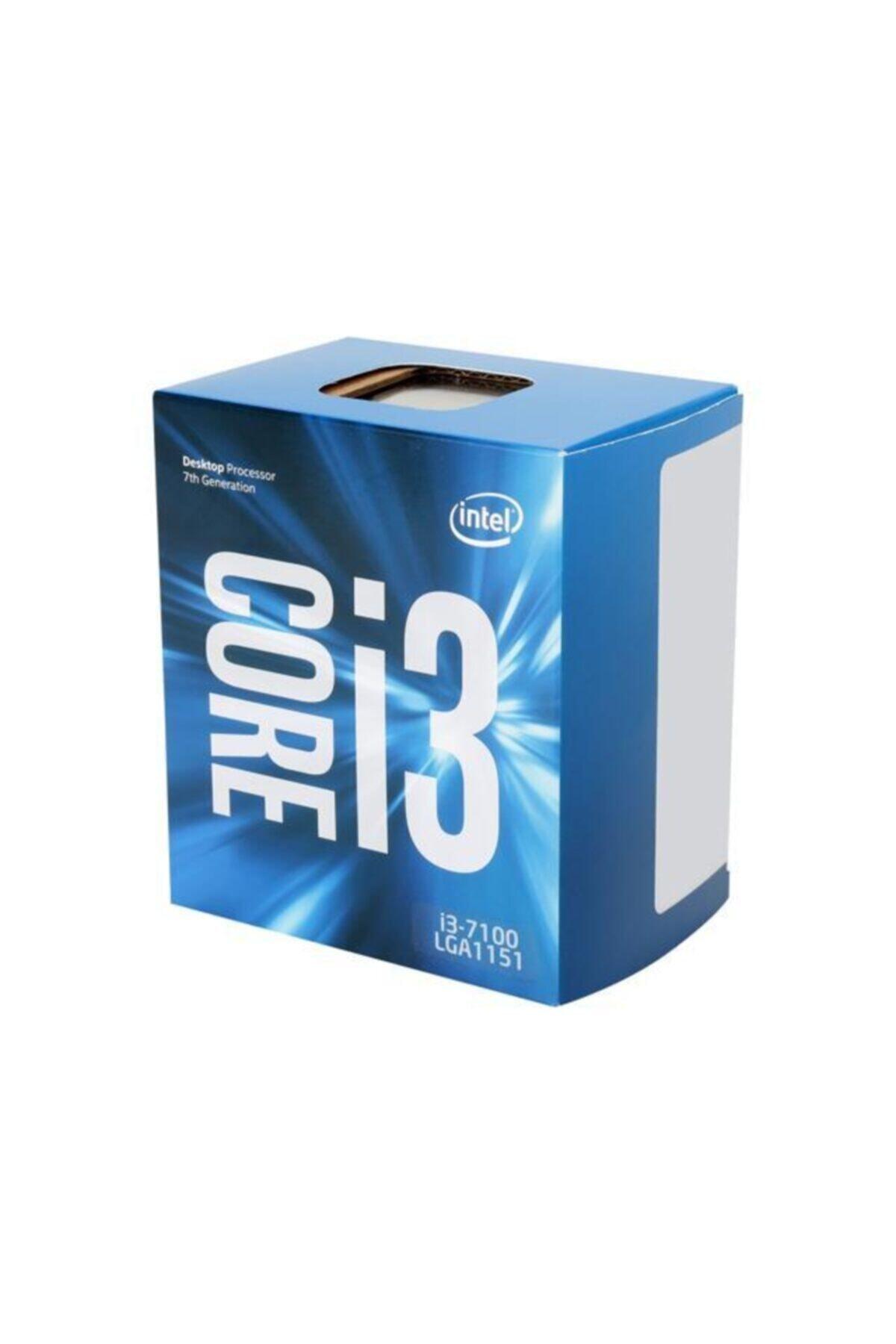 Intel I3 7100 3.90ghz 3m 1151p Işlemci Kutulu Box 1